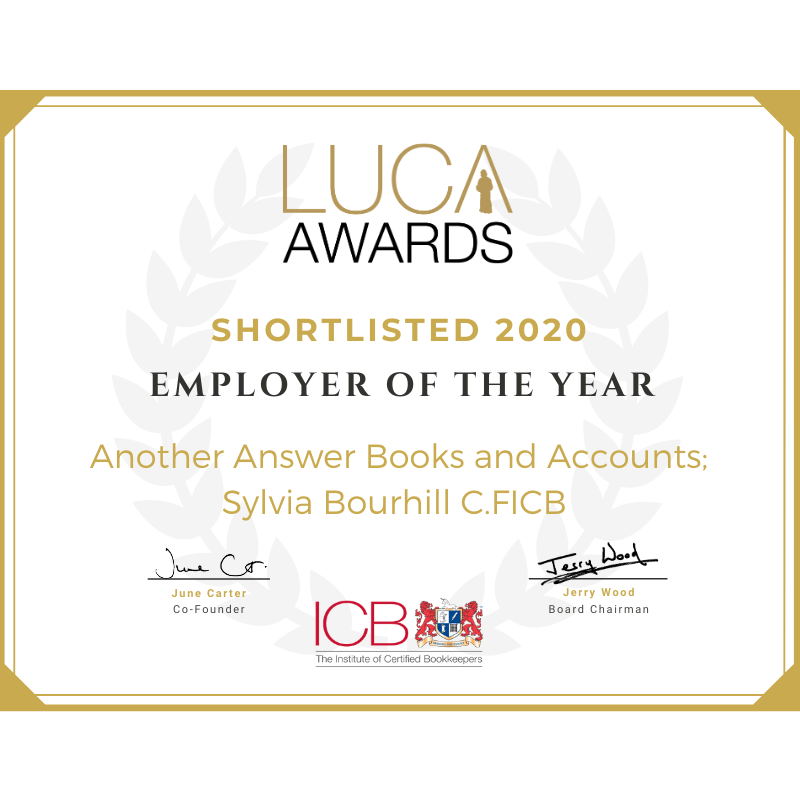 We are delighted to have been shortlisted for Employer of the year at the ICB Global Luca Awards