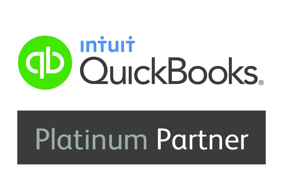 Intuit QuickBooks Platinum Partner Logo